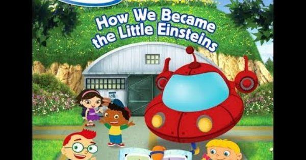 Disney Little Einsteins Show And Tell Big Jet Says Sorry Youtube Youtube Little Einsteins Einstein Favorite Movies