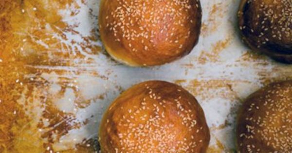 How to make a cemita | Homesick Texan | Food-Breads | Pinterest | Buns ...