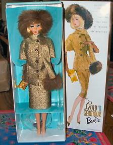 2006 TNT Made For Each Other Reproduction Barbie Gold Lable NRFB