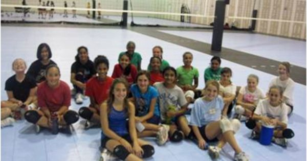 Nc Volleyball Academy Powered By Oasys Sports Sports Volleyball Academy