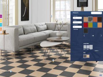 Marmoleum Click Floorplanner Marmoleum Furniture Durable Flooring