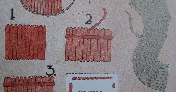 Bayeux stitch project pinterest tapestry