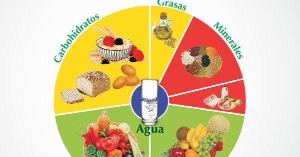 #Cartel #Nutricion 6 clases principales de nutrientes ...