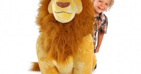 Jumbo THE LION KING Mufasa 34