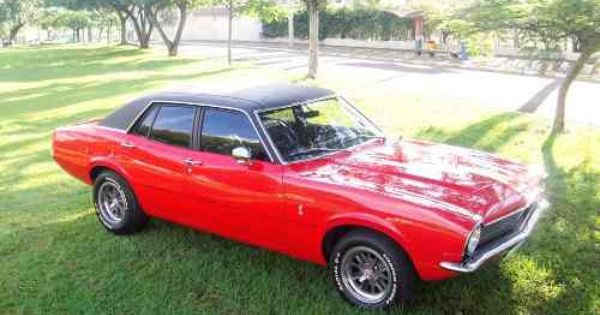 Ford Maverick 4 Doors Custom Ford Maverick Dream Cars Station