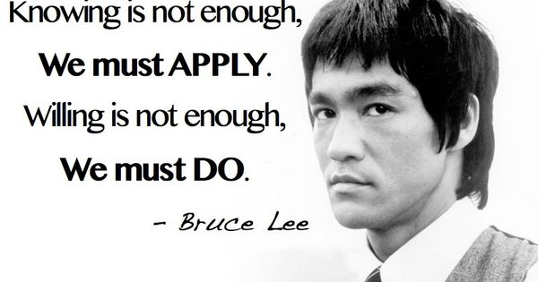 pin bruce lee quotes - photo #24