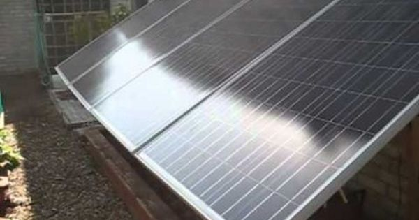 Build Your Own Solar Panel System To Run The Whole House Solar Panels Diy Solar Panel Cheap Solar Panels