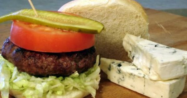 Recipe for Blue Cheese And Roasted Garlic Gourmet Elk ...