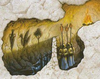 Cuál Es La Teoría De Los Dos Mundos De Platón Mitos Teoría Dos Mundos