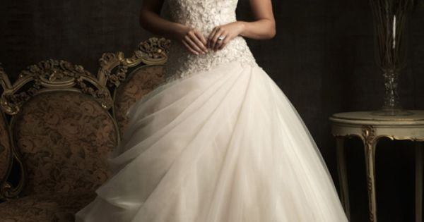 Vintage princess wedding dress