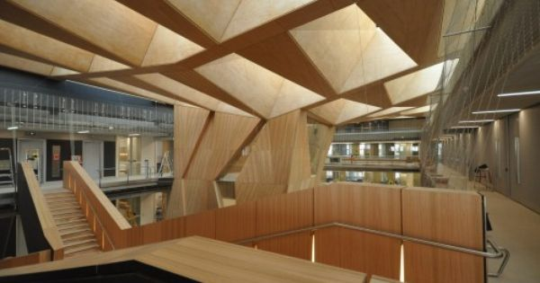 University Of Melbourne Faculty Of Architecture Building And Planning John Wardle Architects