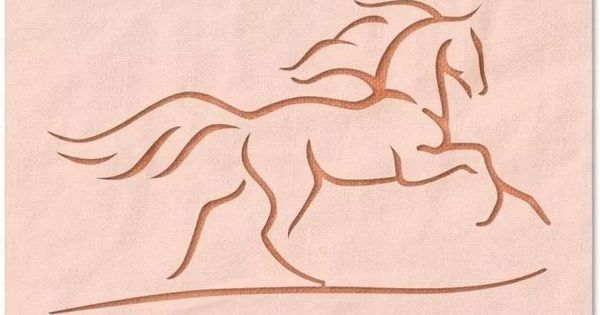 Horse Woodburning Patterns For The Taking In 2020 Wood Burning Patterns Wood Burning Stencils Horse Template