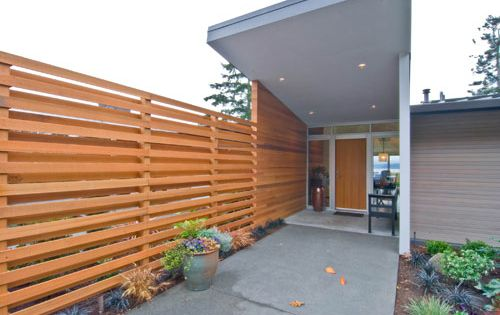 continuous indoor outdoor walls cedar walls larger and aesthetics