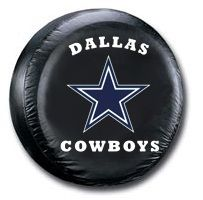 All Things Jeep Dallas Cowboys Nfl Tire Cover Black Vinyl