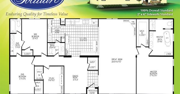floorplans from solitaire homes floor plans pinterest spacious double wide manufactured floorplans in new mexico