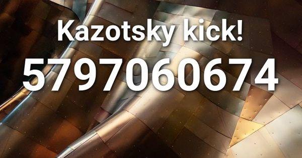 Roblox kickz