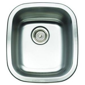 Mirabelle Miruc1517 Undermount Bar Sink Stainless Steel Bar Sink Stainless Steel Bar Bar Sinks Undermount