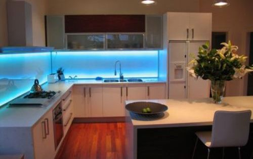 another under kitchen cabinet lighting is this white led light under the cabinet that gives you cabinet lighting excellent