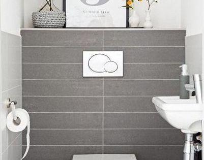 Gäste wc ideen rund ums haus pinterest toiletten kunst und