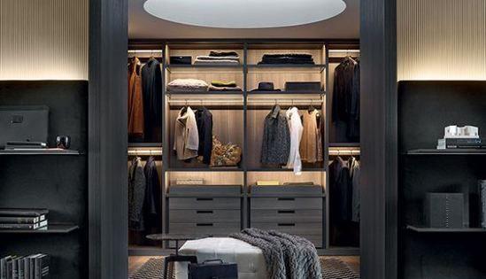 begehbare kleiderschr nke m nner schrank pinterest begehbarer kleiderschrank begehbar und. Black Bedroom Furniture Sets. Home Design Ideas