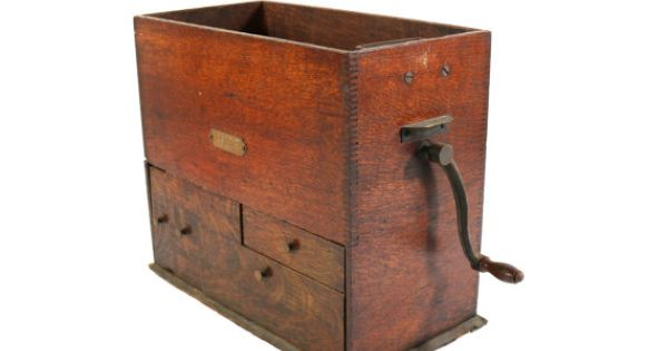 1901 Coin Sorter Antique Bank Money Sorting Machine by ...