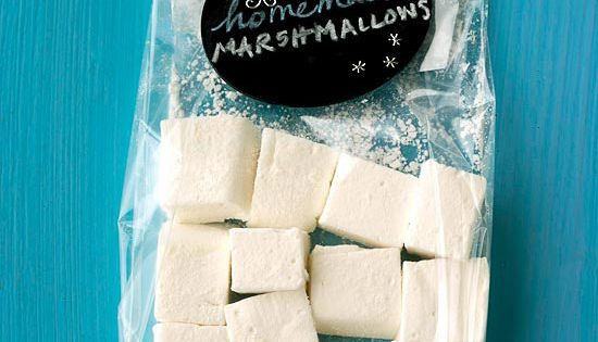 Luscious Homemade Food Gifts/ Homemade Marshmallows/ Light-as-air homemade marshmallows are a treat