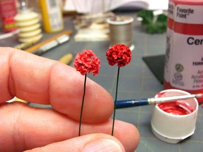 how to make dollhouse accessories