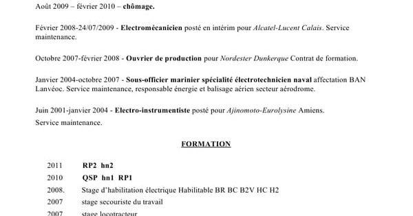 Lettre Cv Presentation Ataboxe Reference Presentation Person