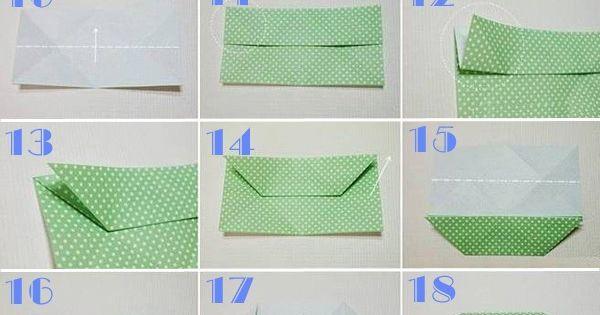 organizador de origami