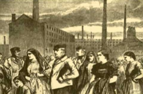 an introduction to the history and the origins of the industrial revolution History of the industrial revolution including his industrial workers are a community watt has seen the introduction of commercially successful steam.