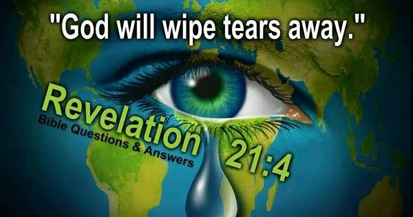 Jehovah Will Wipe All Your Tears Away. Jehovah Has