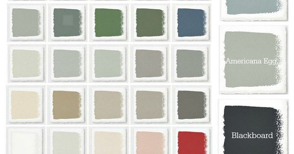 Joanna Gaines New Home Interior Paint Line Called Magnolia Home. Gorgeous colors ...