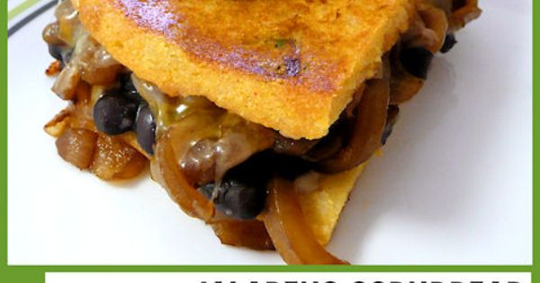 Jalapeno cornbread, Cornbread and Guacamole on Pinterest