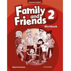 Family And Friends 2 Workbook American English With Images
