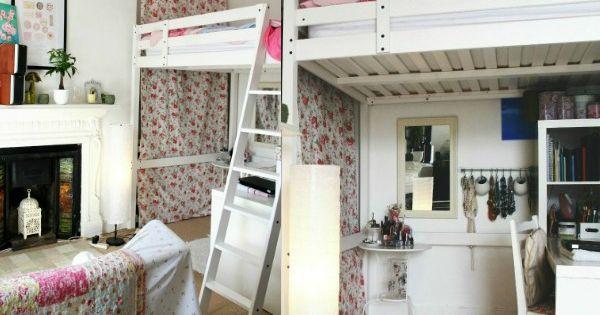 Hoogslaper kleine kamer google zoeken kleine kamer pinterest hoogslaper zoeken en google - Stapelbed kleine kamer ...