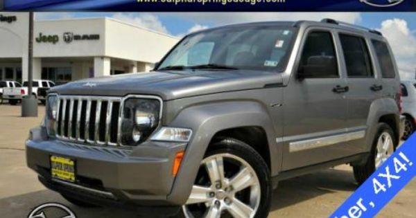 2012 Jeep Liberty Limited Jet 4wd 20 208 2012 Jeep Jeep