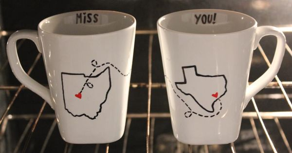 Omg Alanna we needs these asap.i miss you and jeremy BFF mugs