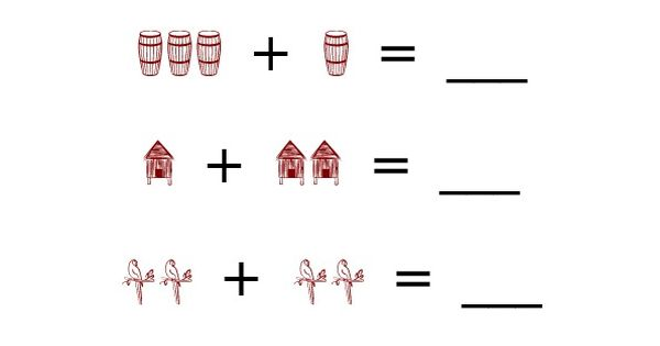 Pre K Math Worksheets Vpk Math Pinterest Math