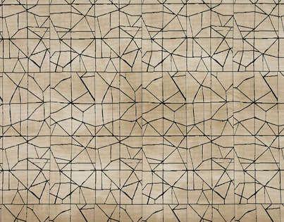 Origami F2998001 Designed By Pierre Frey Pattern