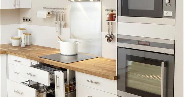 Envie d'une cuisine aussi propre ? c'est possible grâce à bio ...