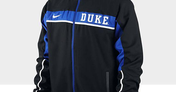 Nike Duke Basketball Jacket Duke Gear Pinterest Duke