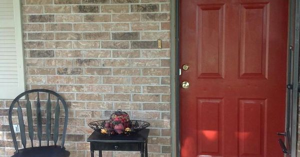 Sherwin Williams Fireweed Red Home Exterior Pinterest