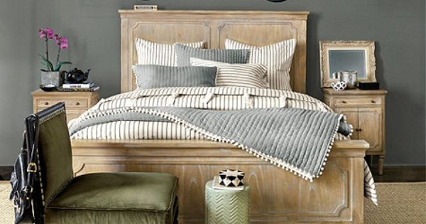 Stripe Bed Frame