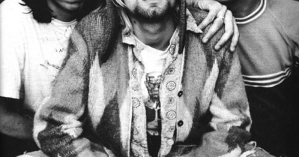 Nirvana- I Wore Those Same White Glasses And Kurt Cobain