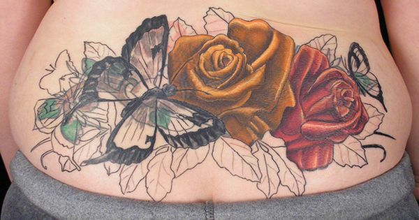 Lower Back Tattoo Cover Up Lower Back Tattoos Cover Tattoo Girl Back Tattoos