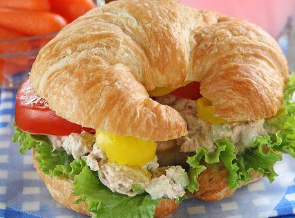 The best tuna fish sandwich recipe celery salts and for Best tuna fish sandwich