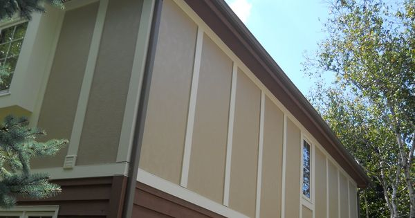 James Hardie Stucco Panels Siding Pinterest James