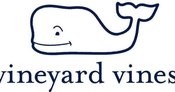 Vineyard Vines Whale Logo Outline Vineyard Vines