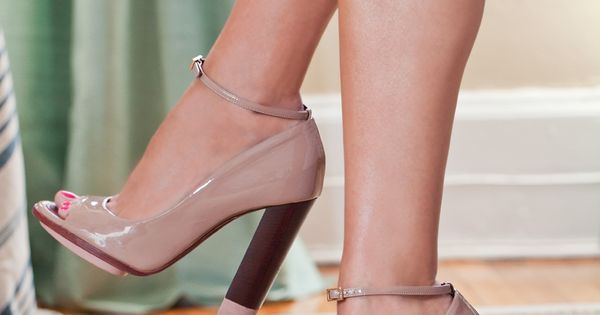 #ninaricci nude shoes greatshoes