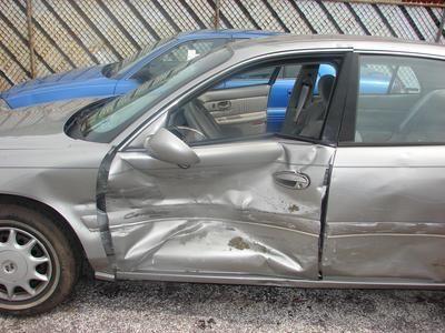 Insurance Car Total Loss